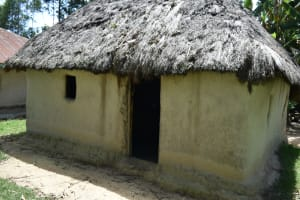 The Water Project: Mukangu Community, Mukasia Spring -  Kitchen