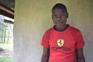 The Water Project: Mukangu Community, Mukasia Spring -  Levi
