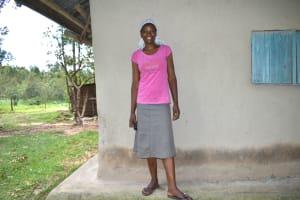 The Water Project: Mukangu Community, Mukasia Spring -  Rose Wafula