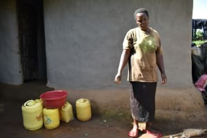 The Water Project: Kimang'eti Community, Kimang'eti Spring -  Agnes