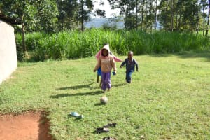 The Water Project: Kimang'eti Community, Kimang'eti Spring -  Children Playing