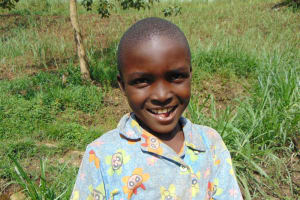 The Water Project: Bukhakunga Community, Wakukha Spring -  Abraham