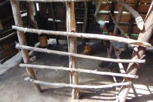 The Water Project: Bukhakunga Community, Wakukha Spring -  Animal Shed