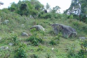 The Water Project: Bukhakunga Community, Wakukha Spring -  Community Landscape