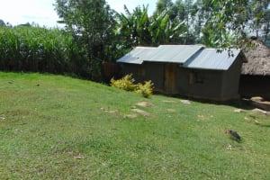The Water Project: Bukhakunga Community, Wakukha Spring -  Homestead