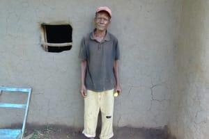 The Water Project: Bukhakunga Community, Wakukha Spring -  Kennedy Ambunya