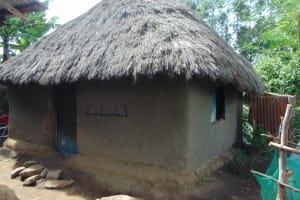 The Water Project: Bukhakunga Community, Wakukha Spring -  Kitchen