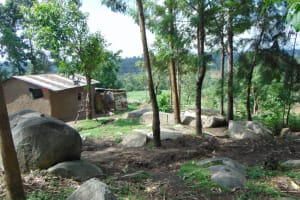 The Water Project: Bukhakunga Community, Wakukha Spring -  Landscape