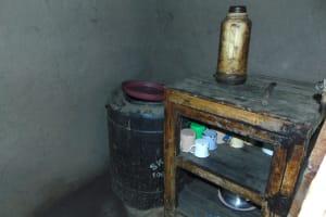 The Water Project: Bukhakunga Community, Wakukha Spring -  Water Storage