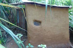 The Water Project: Bukhakunga Community, Wakukha Spring -  Latrine