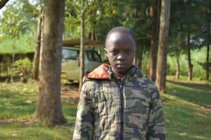 The Water Project: Indulusia Community, Wanyama Spring -  Edmond Risazi