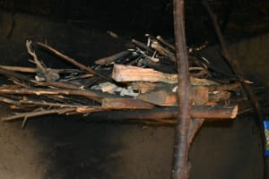 The Water Project: Indulusia Community, Wanyama Spring -  Firewood
