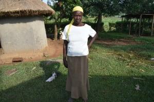The Water Project: Indulusia Community, Wanyama Spring -  Mrs Wanyama