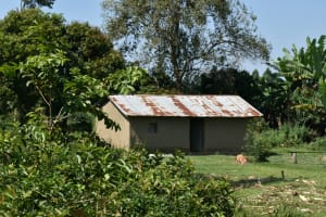 The Water Project: Indulusia Community, Wanyama Spring -  Household