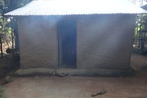 The Water Project: Mahira Community, Mukalama Spring -  Kitchen