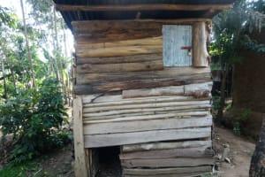 The Water Project: Mahira Community, Mukalama Spring -  Maize Store