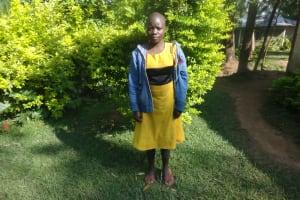 The Water Project: Mahira Community, Mukalama Spring -  Miriam