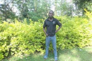 The Water Project: Mahira Community, Mukalama Spring -  Timothy Mulavi