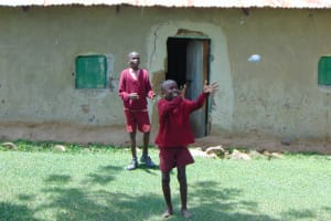 The Water Project: Bukhakunga Community, Maikuva Spring -  Children Playing