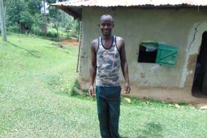 The Water Project: Bukhakunga Community, Maikuva Spring -  Kelvin Mahendere