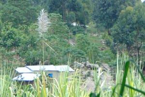The Water Project: Bukhakunga Community, Maikuva Spring -  Land Scape