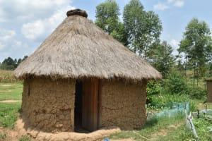 The Water Project: Shamoni Community, Shiundu Spring -  Kitchen