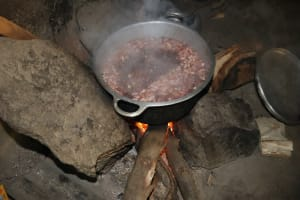 The Water Project: Makhwabuyu Community, Sayia Spring -  Beans On The Menu