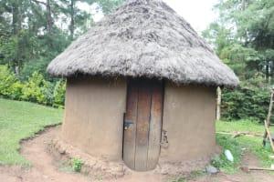 The Water Project: Makhwabuyu Community, Sayia Spring -  Kitchen