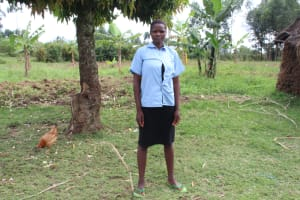 The Water Project: Mayuge Community, Ucheka Spring -  Brenda Mlavu