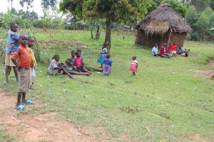 The Water Project: Mayuge Community, Ucheka Spring -  Community Members