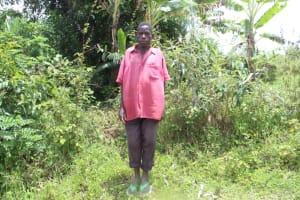 The Water Project: Mayuge Community, Ucheka Spring -  Elvis Odilo