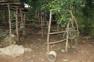 The Water Project: Shibikhwa Community, Musotsi Spring -  Animal Pen