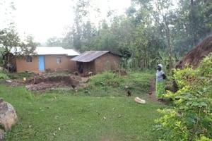 The Water Project: Shibikhwa Community, Musotsi Spring -  At Home
