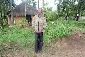The Water Project: Shibikhwa Community, Musotsi Spring -  Victor
