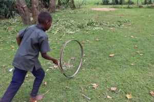 The Water Project: Mukhuyu Community, Gideon Kakai Chelagat Spring -  Homemade Racing Car