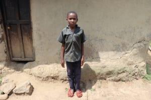 The Water Project: Mukhuyu Community, Gideon Kakai Chelagat Spring -  Stephen