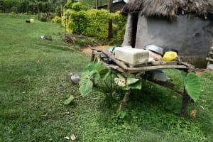 The Water Project: Makale Community, Kwalukhayiro Spring -  Dishrack