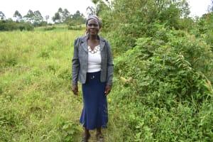 The Water Project: Makale Community, Kwalukhayiro Spring -  Mary Nashimiyu