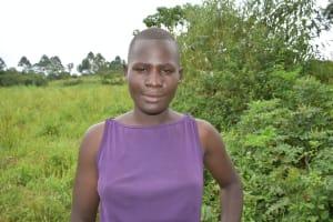 The Water Project: Makale Community, Kwalukhayiro Spring -  Maurine