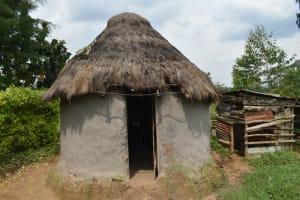 The Water Project: Makale Community, Kwalukhayiro Spring -  Traditional Kitchen