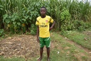 The Water Project: Wepika Community, Musa Mmasi Shikwe Spring -  Andrew
