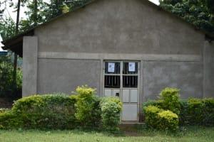 The Water Project: Wepika Community, Musa Mmasi Shikwe Spring -  Local Church Landmark