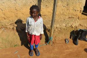 The Water Project: Mwera Community, Mukunga Spring -  Joy