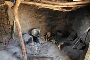 The Water Project: Mwera Community, Mukunga Spring -  Inside The Kitchen