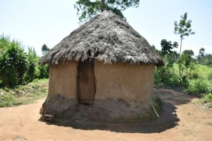 The Water Project: Makunga Community, Tabarachi Spring -  Kitchen