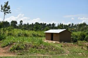 The Water Project: Makunga Community, Tabarachi Spring -  Landscape Of Community