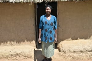 The Water Project: Makunga Community, Tabarachi Spring -  Mrs Agnes Musira