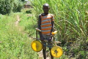 The Water Project: Makunga Community, Tabarachi Spring -  Potential To Be An Innovator