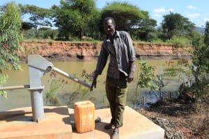 The Water Project: Kiteta Community -  Charles Mutiso Years