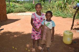 The Water Project: Mathanguni Community -  Children
